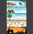 Farm landscapes