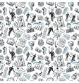 business hand drawn sketch vector image