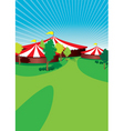 Country fair vector image