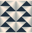 geometrical ornament vector image