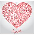 Netheart vector image vector image