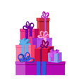 presents6 vector image vector image