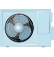air conditioning split vector image