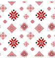 belarus ornament seamless pattern background vector image vector image