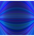dark blue abstract dynamic background from thin vector image vector image