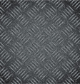 Metal dark gray texture background vector image