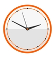Clock face watch vector image vector image