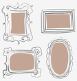 art frames vector image vector image