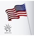 Statue of Liberty design vector image vector image