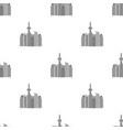 canadian skyscraper canada single icon in vector image