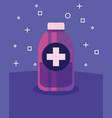 vaccination icon related vector image