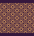 luxury geometric pattern seamless pattern vector image vector image