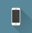 Phone icon minimal style vector image