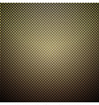 black yellow halftone background vector image