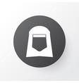 shawl icon symbol premium quality isolated hijab vector image