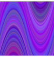 abstract wavy background from curved stripes vector image vector image
