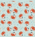 beautiful seamless underwater pattern with vector image