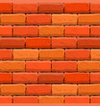 brick wall texture beautiful banner wallpaper vector image