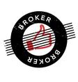 Broker rubber stamp