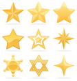 Star icons vector | Price: 1 Credit (USD $1)