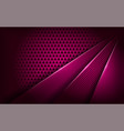luxurious modern bright pink background vector image vector image