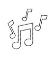 Note music sound melody harmony icon
