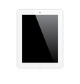 Realistic tablet vector image vector image
