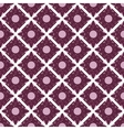 Seamless mosaic geometrical pattern background vector image