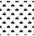 carpetbag pattern vector image