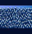concept community vector image