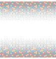 halftone seamless vector image