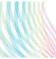 abstract spectrum waves vector image vector image