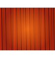 Curtain orange closed with light spots vector image vector image