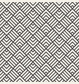 abstract geometric pattern with stripes seamless vector image