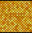 abstract seamless diagonal rounded square mosaic vector image vector image