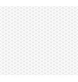 isometric line seamless grid triangular vector image vector image