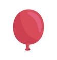 balloon air globe vector image