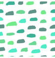 eco green palette seamless pattern with abstract vector image