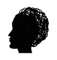 afro diversity symbol vector image