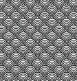 chainess pattern vector image vector image
