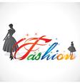 fashion girl stock vector image