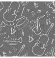 just jazz vector image