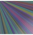 multicolored sunray background design - graphic vector image vector image