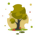 save the world with ecology and environment vector image