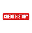 credit history vector image