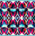 abstract seamless color pattern in graffiti style vector image vector image