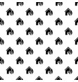 eco house pattern seamless vector image
