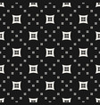 minimalist seamless pattern with outline curved vector image vector image