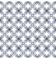 Ornament for fabric vector image vector image