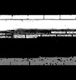 glitched overlay texture vector image vector image